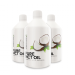 Pure MCT Oil 3-pack
