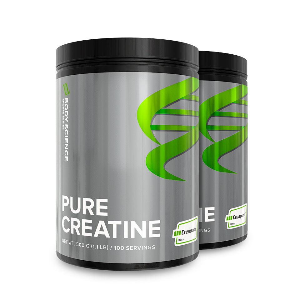 Pure Creatine 2-pack