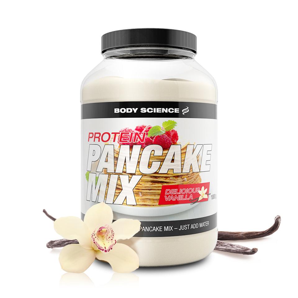 Body Science Protein Pancake Mix
