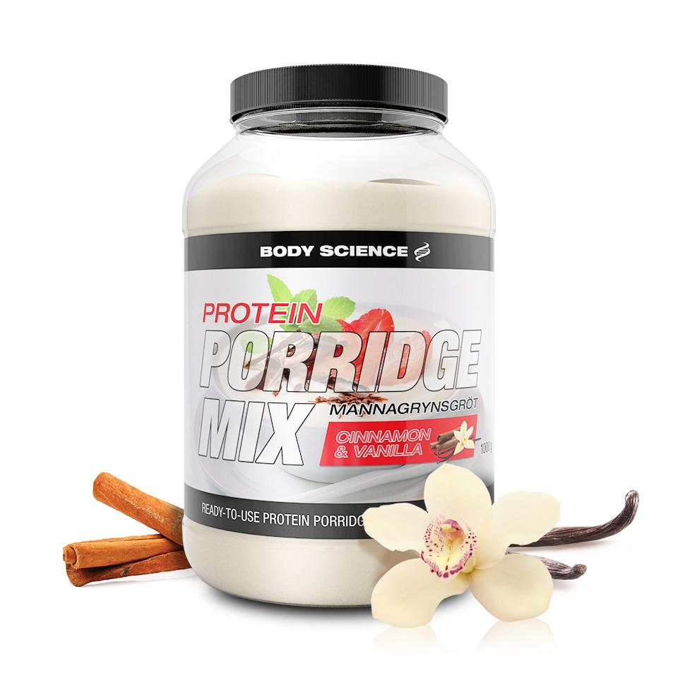 Protein Porridge Mix