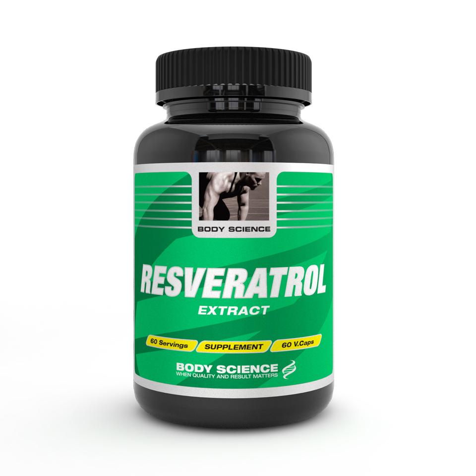 Body Science Resveratrol