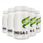 Omega-3 - 500 kapslar
